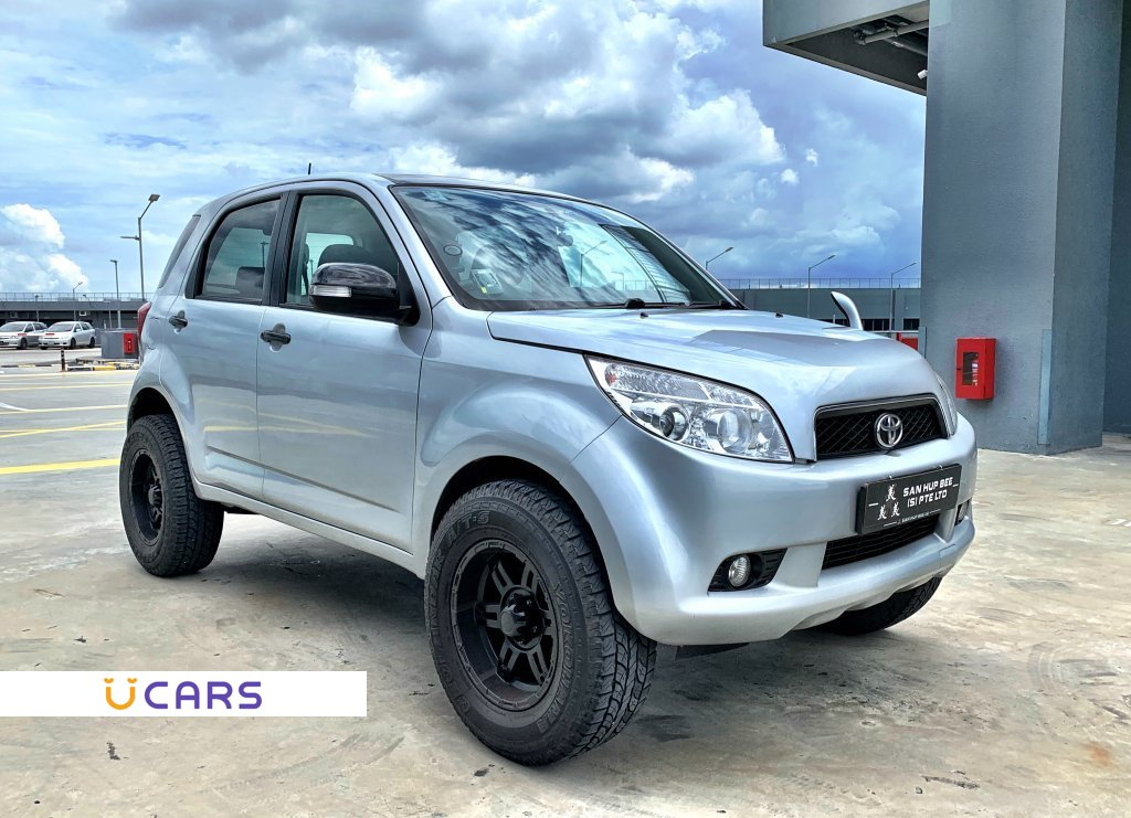 Toyota Rush UCARS