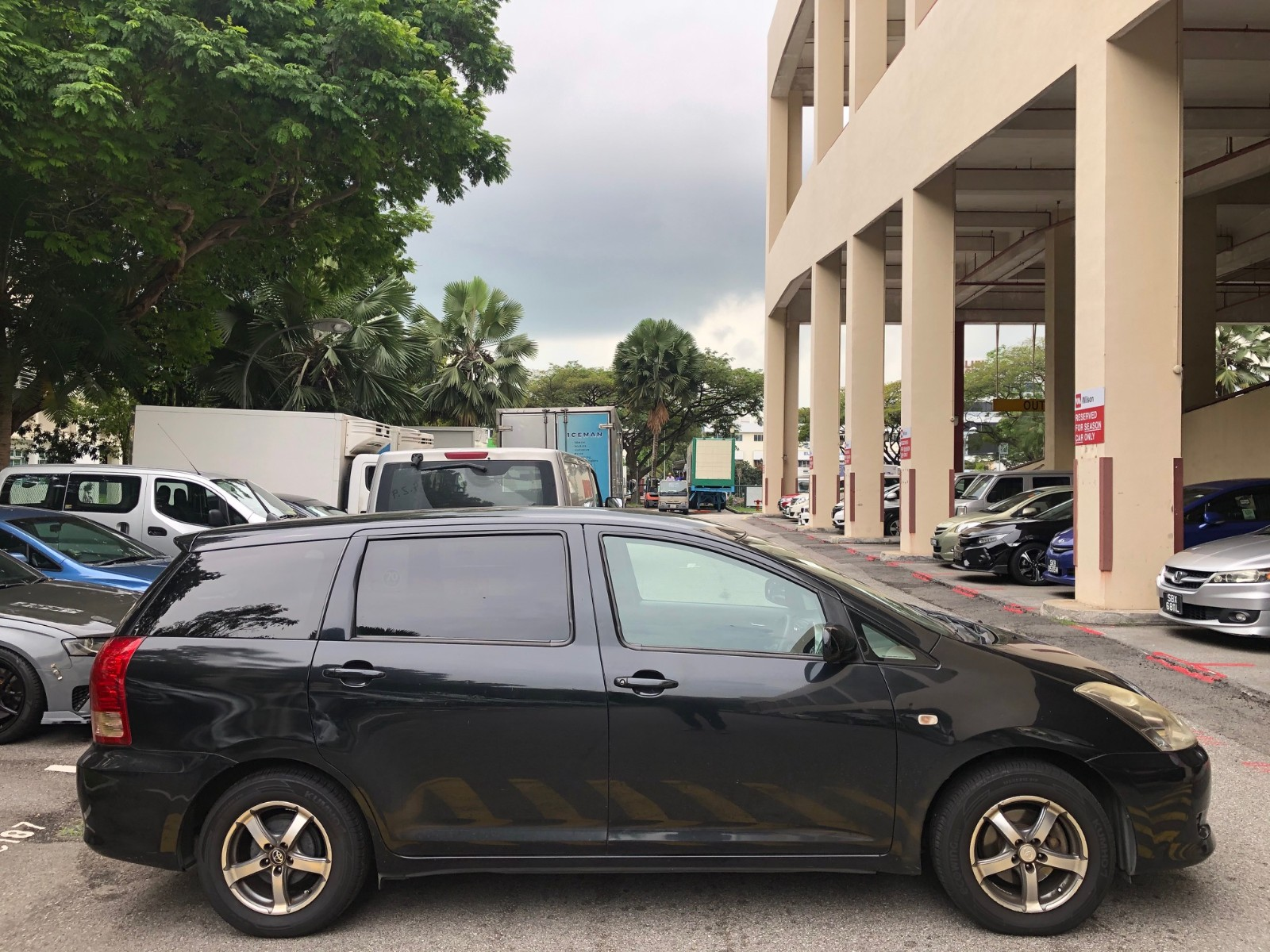 2021 New Toyota Wish Overview