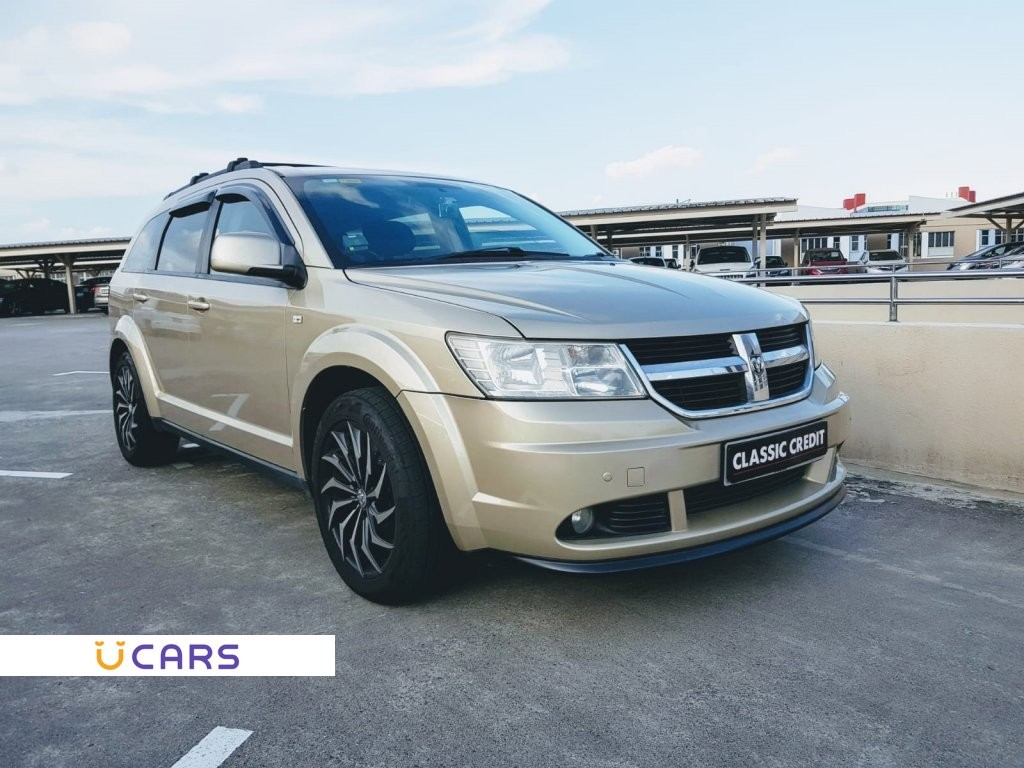 Dodge Journey UCARS
