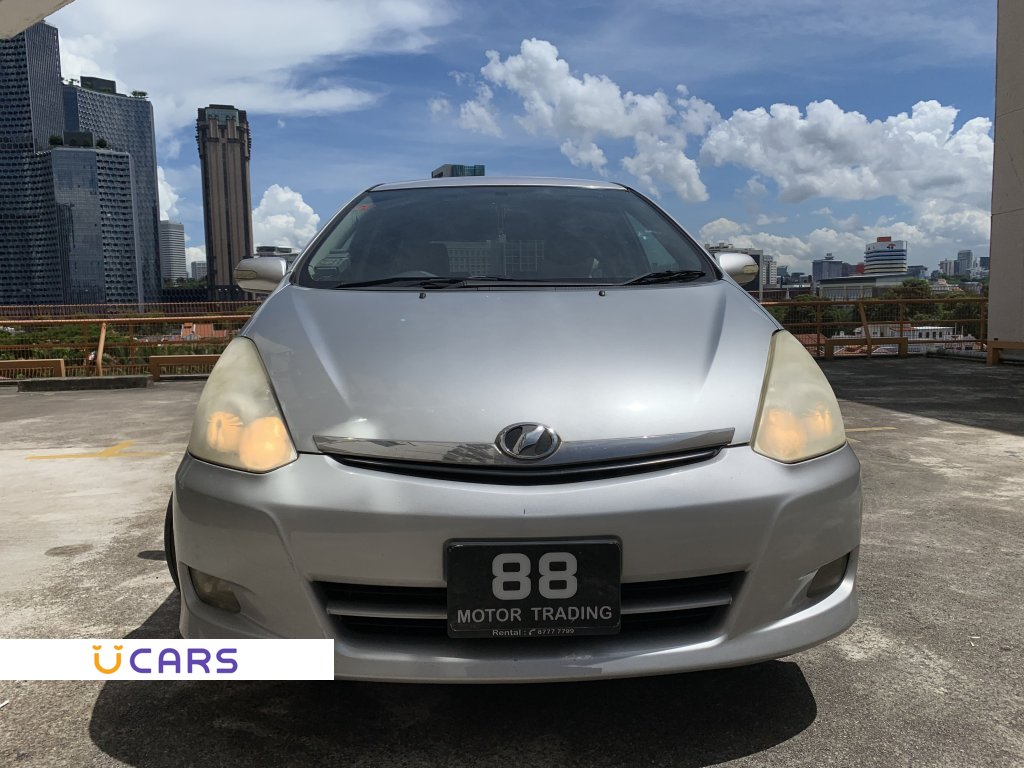New Toyota Wish 4.4A (COE till 4/4) For Sale Online In